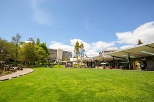 ワイカト大学キャンパス
